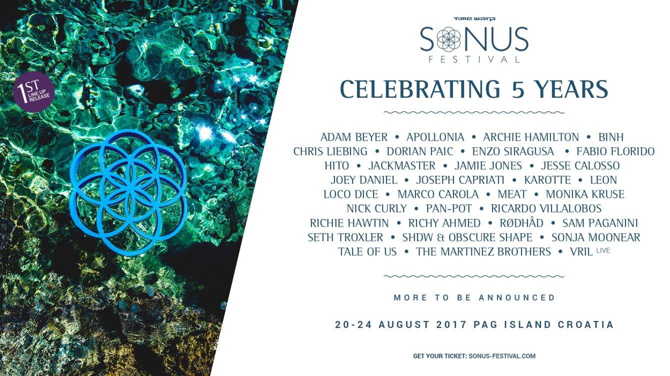 Binh @Sonus Festival 20.Aug.2017