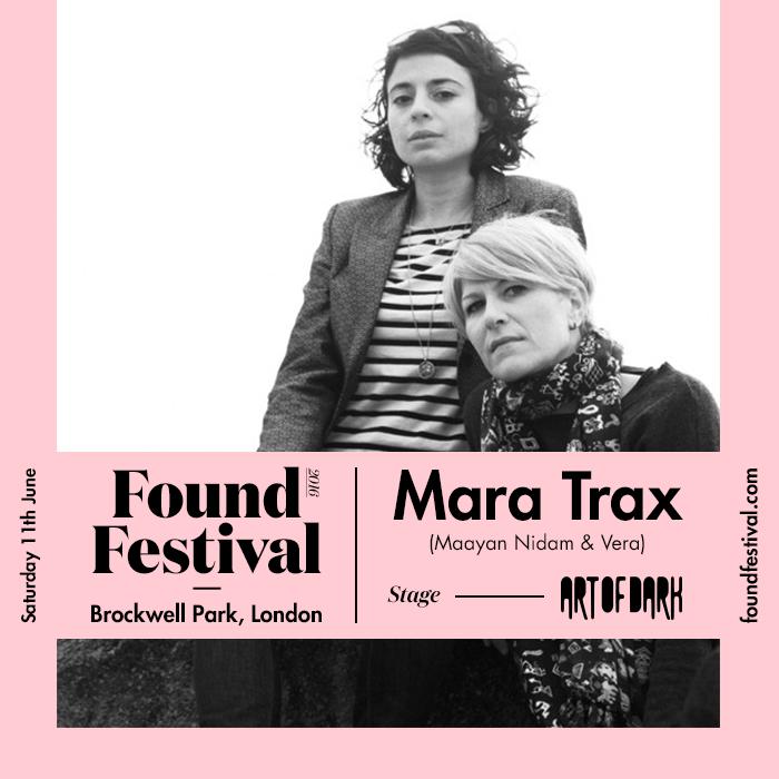 Mara Trax, Found Festival, UK