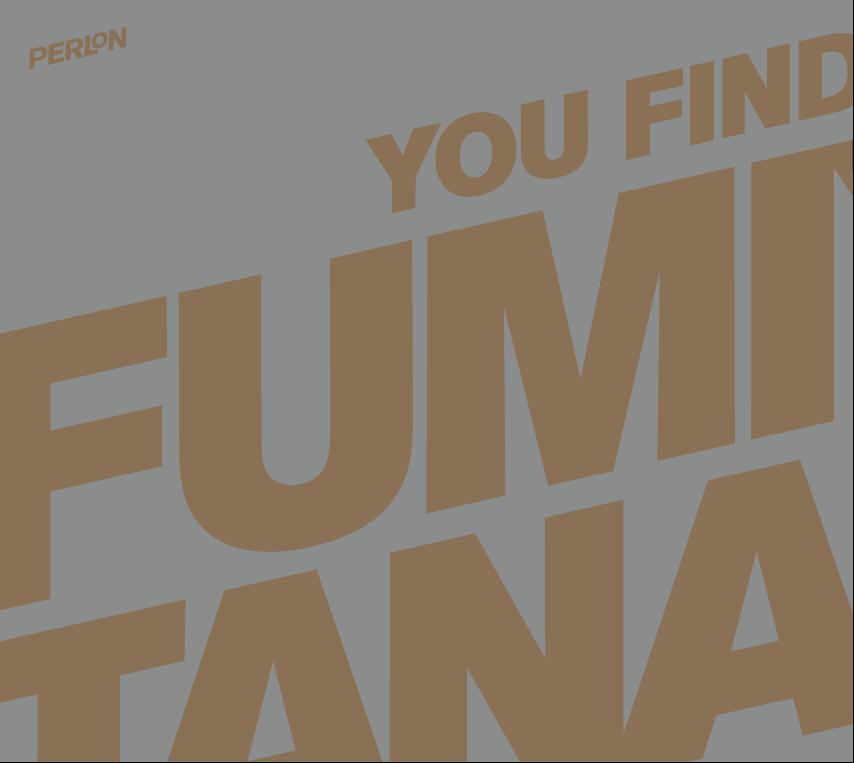 Fumiya Tanaka, presents You Find The Key Album or Perlon