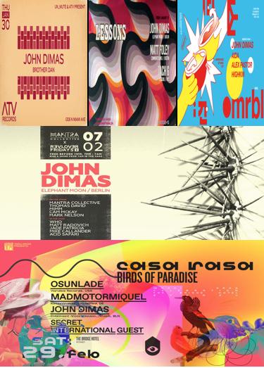 John Dimas: USA & AUSTRALIA - SPRING TOUR 2020
